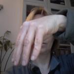 mani e braccia leggere