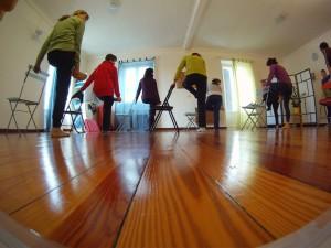 Lezione di consapevolezza attraverso il movimento (CAM)